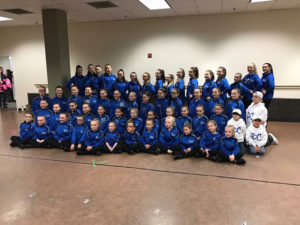 Dance Connection Globetrotters 2017